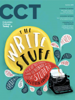 Image of the cover of the Summer 2019 issue of CCT