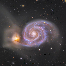 Galaxy Merger