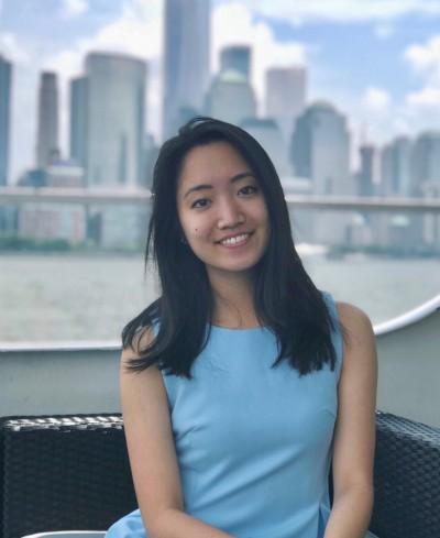 Jessica Bai CC'19