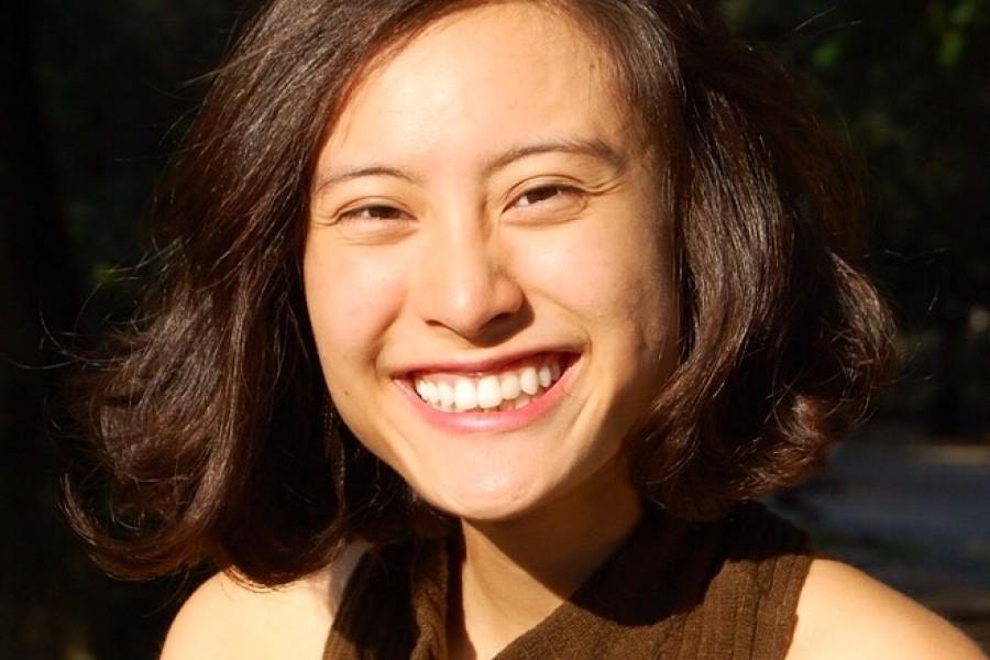 Alena Zhang CC'21